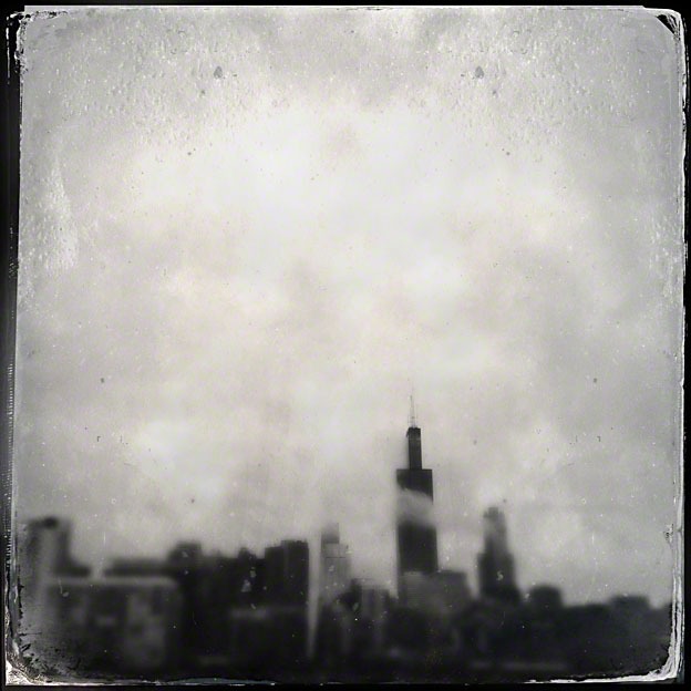 Chicago_Cloudy_Willis_Tower